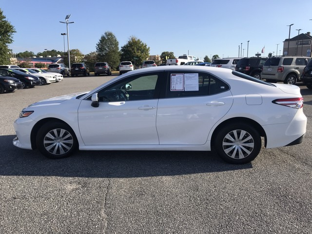 Certified Pre-Owned 2018 Toyota Camry L
