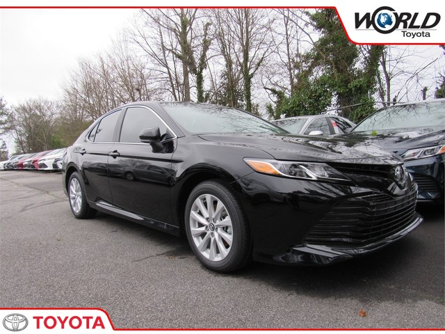 New 2020 Toyota Camry LE Auto (Natl)