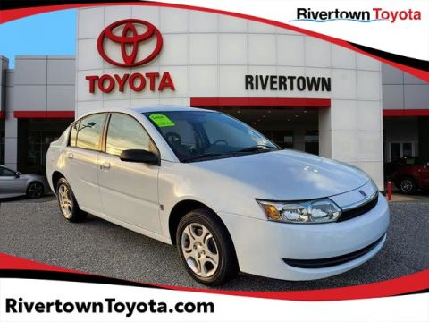 Pre-Owned 2004 Saturn Ion ION 2