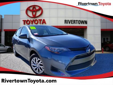 Certified Pre-Owned 2019 Toyota Corolla LE Front Wheel Drive Sedan - In-Stock