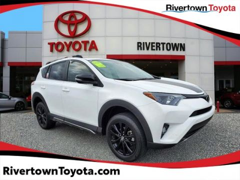Certified Pre-Owned 2018 Toyota RAV4 Adventure Front Wheel Drive SUV - In-Stock