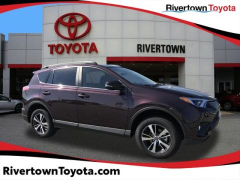 Certified Pre-Owned 2018 Toyota RAV4 XLE Front Wheel Drive SUV - In-Stock