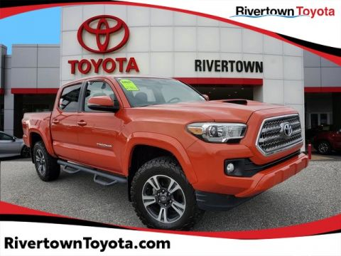 Certified Pre-Owned 2016 Toyota Tacoma TRD Sport Rear Wheel Drive Short Bed -