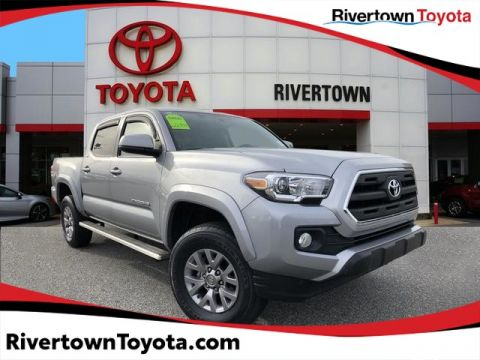 Certified Pre-Owned 2017 Toyota Tacoma SR5 Rear Wheel Drive Short Bed - In-Stock
