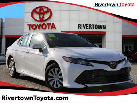 Certified Pre-Owned 2018 Toyota Camry L Front Wheel Drive Sedan - In-Stock