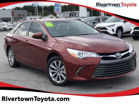 Certified Pre-Owned 2017 Toyota Camry XLE Front Wheel Drive Sedan - In-Stock