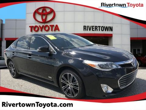 Certified Pre-Owned 2015 Toyota Avalon XLE Premium Front Wheel Drive Sedan - In-Stock