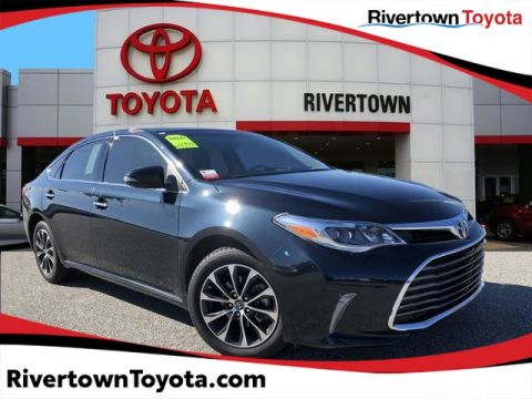 Certified Pre-Owned 2016 Toyota Avalon XLE Plus Front Wheel Drive Sedan - In-Stock