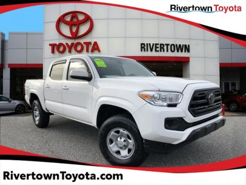 Certified Pre-Owned 2018 Toyota Tacoma SR Rear Wheel Drive Short Bed - In-Stock