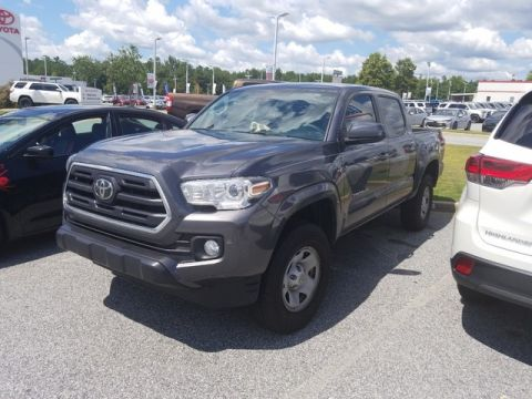 Certified Pre-Owned 2019 Toyota Tacoma 2WD SR5 Rear Wheel Drive Short Bed - In-Stock