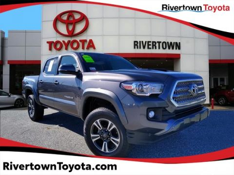 Certified Pre-Owned 2017 Toyota Tacoma TRD Off Road Rear Wheel Drive Short Bed - In-Stock