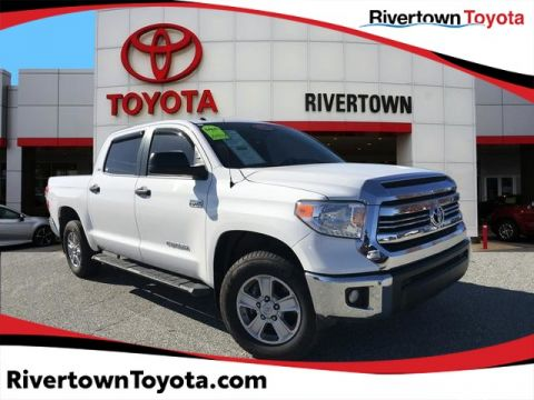 Certified Pre-Owned 2017 Toyota Tundra 4WD SR5 Four Wheel Drive Short Bed -