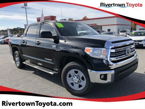 Certified Pre-Owned 2017 Toyota Tundra 2WD SR5 Rear Wheel Drive Short Bed - In-Stock