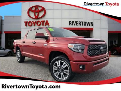 Certified Pre-Owned 2018 Toyota Tundra 2WD SR5 Rear Wheel Drive Short Bed - In-Stock