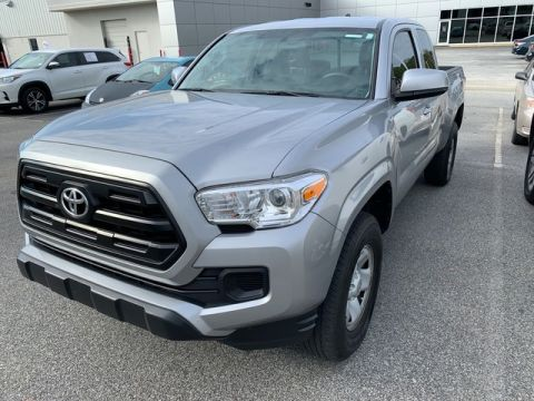 Certified Pre-Owned 2017 Toyota Tacoma SR5 Rear Wheel Drive Long Bed -