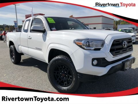 Certified Pre-Owned 2017 Toyota Tacoma SR5 Rear Wheel Drive Long Bed - In-Stock