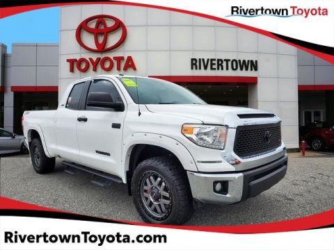 Certified Pre-Owned 2017 Toyota Tundra 4WD SR5 Four Wheel Drive Standard Bed - In-Stock