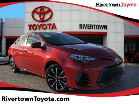 Certified Pre-Owned 2018 Toyota Corolla LE Front Wheel Drive 4dr Car - In-Stock