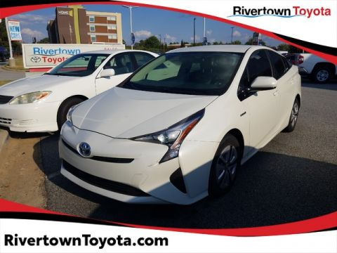 Certified Pre-Owned 2016 Toyota Prius Two Eco Front Wheel Drive Hatchback - In-Stock