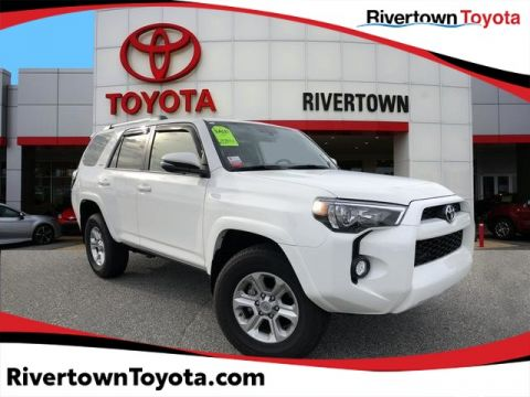 Certified Pre-Owned 2019 Toyota 4Runner SR5 Premium Four Wheel Drive SUV - In-Stock