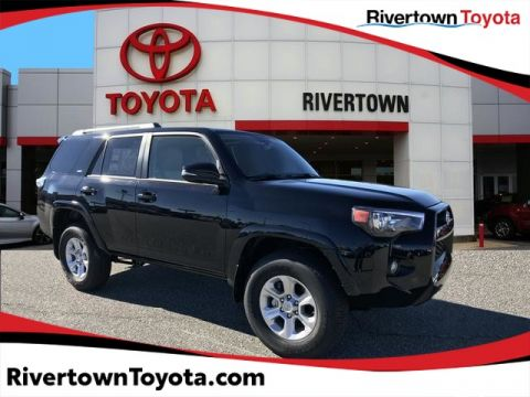 Certified Pre-Owned 2019 Toyota 4Runner SR5 Premium Four Wheel Drive SUV -