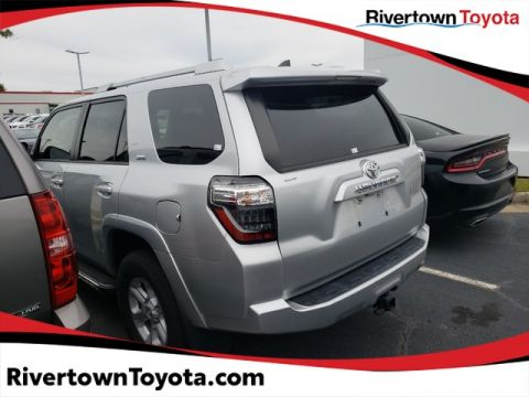 Certified Pre-Owned 2016 Toyota 4Runner SR5 Rear Wheel Drive SUV - In-Stock