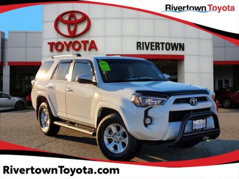 Certified Pre-Owned 2019 Toyota 4Runner SR5 Rear Wheel Drive Sport Utility - In-Stock