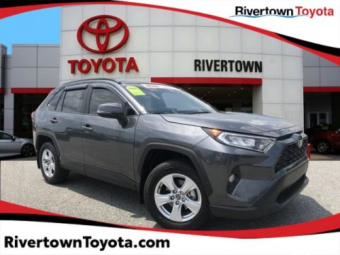 Certified Pre-Owned 2019 Toyota RAV4 XLE Front Wheel Drive Sport Utility - In-Stock