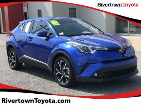 Certified Pre-Owned 2019 Toyota C-HR Limited Front Wheel Drive Sport Utility - In-Stock