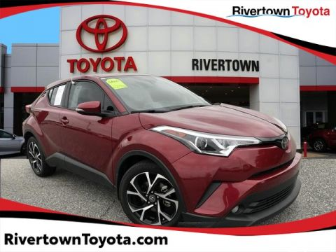 Certified Pre-Owned 2018 Toyota C-HR XLE Premium Front Wheel Drive SUV - In-Stock