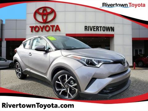 Certified Pre-Owned 2019 Toyota C-HR XLE Front Wheel Drive Sport Utility -