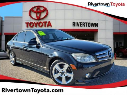 Pre-Owned 2010 Mercedes-Benz C-Class C 300 Luxury